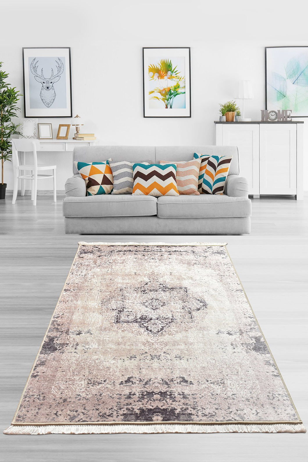 Soft Decorative Carpet 120X180 Cm