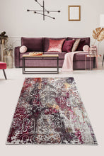 Load image into Gallery viewer, Antdecor Harmony Colored Decorative Carpet 140X190 Cm