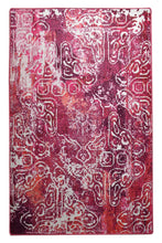 Load image into Gallery viewer, Williston Forge Lavergne Red Pink Rug 140x190
