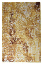 Load image into Gallery viewer, Antdecor Harmony Mustard Decorative Carpet 120X180 Cm