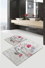 Load image into Gallery viewer, Antdecor Hello Spring  Set Of 2 Bath Rug 60X100 Cm - 50X60 Cm