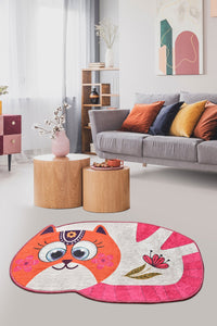 Antdecor Grande Gatto Decorative Rug 60X100 Cm