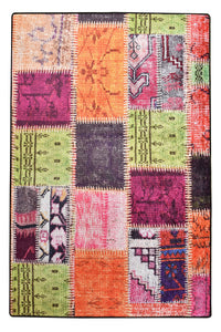 Antdecor Alvina Colored Decorative Rug 100x200 cm