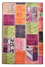 Load image into Gallery viewer, Antdecor Alvina Colored Decorative Rug 100x300 cm