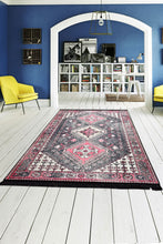 Load image into Gallery viewer, Antdecor Rondine Colored Decorative Rug 120x180 cm