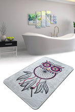 Load image into Gallery viewer, Antdecor Dream Catcher Design Decorative Area Rug 23'' 35'' 60X90 cm
