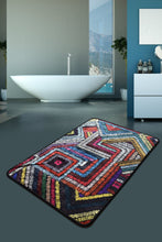 Load image into Gallery viewer, Antdecor Multicolor Geometric Pattern Decorative  Area Rug 23'' 35'' 60X90 cm