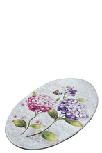 Load image into Gallery viewer, Antdecor Dance of Hortensia Decorative Oval  Area Rug 23'' 35'' 60X90 cm