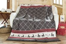 Load image into Gallery viewer, Antdecor Double Cotton Blanket Jesus