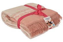 Load image into Gallery viewer, Antdecor Double Cotton Blanket Sweety