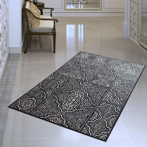 Bloomsbury Market Anthime Black Rug