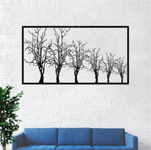 Load image into Gallery viewer, Antdecor METAL WALL ART, METAL TREE WALL ART, TREE SIGN, METAL WALL DECOR
