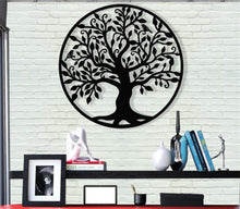Load image into Gallery viewer, Antdecor METAL WALL ART, TREE OF LIFE WALL ART METAL WALL DECOR