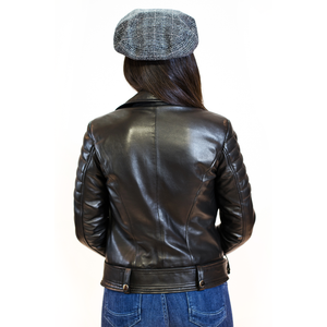CBE Leather Collection Women Leather Jacket Made in Turkey Trendy Women's Leather Jacket 100% Genuine Leather