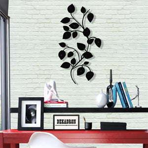 Antdecor Metal Wall Art, Metal Branch Wall Decor 25x46 cm