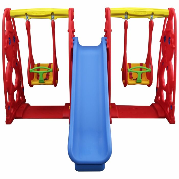 Princess Outdoor for Kids Swing Set