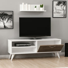 Load image into Gallery viewer, Homelante Party Tv Unit - White / Istanbul