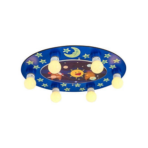 Perge Home Design Ceiling Lamp Stars
