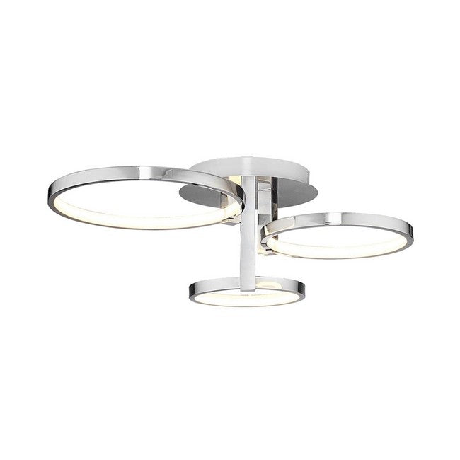 Perge Home Design Ceiling Lamp Triple Orbis