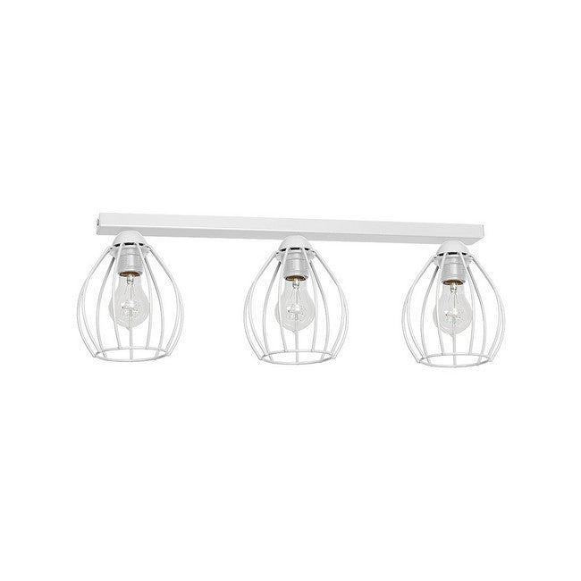 Perge Home Design Ceiling Lamp Don White