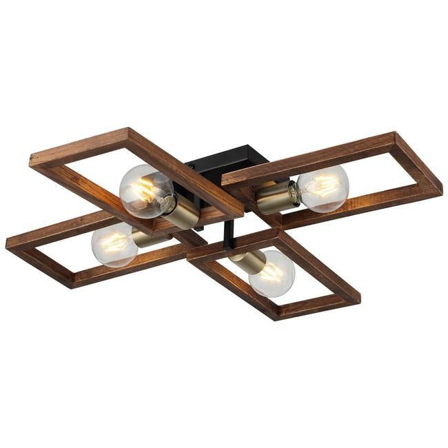 Perge Home Design Ceiling Lamp Era Quad