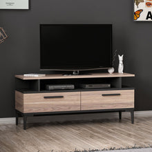 Load image into Gallery viewer, Homelante Sery Modern Tv Unit / Kaman-Black