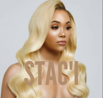 NAKED Body Wave Lace Front Wig- STAC'I