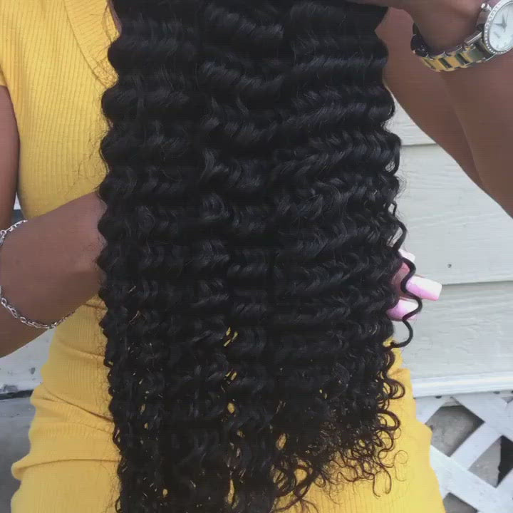 TRUE Deep Wave