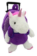 Purple Unicorn PAL Arounds Backpack