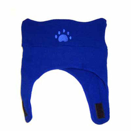 Infant & Toddler Cobalt Blue Fleece Chinstrap Hat