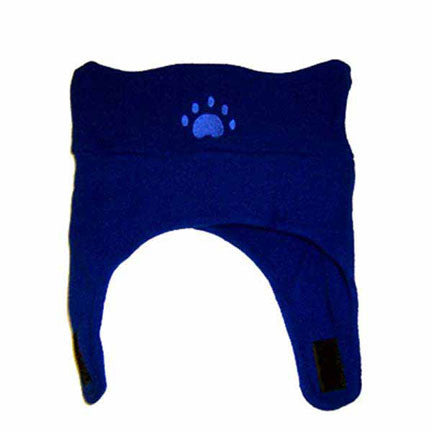 Infant & Toddler Navy Fleece Chinstrap Hat