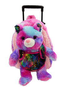 Sequin Cat PAL Arounds Backpack