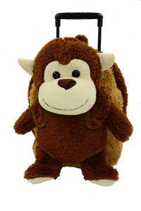 Brown Monkey PAL Arounds Backpack