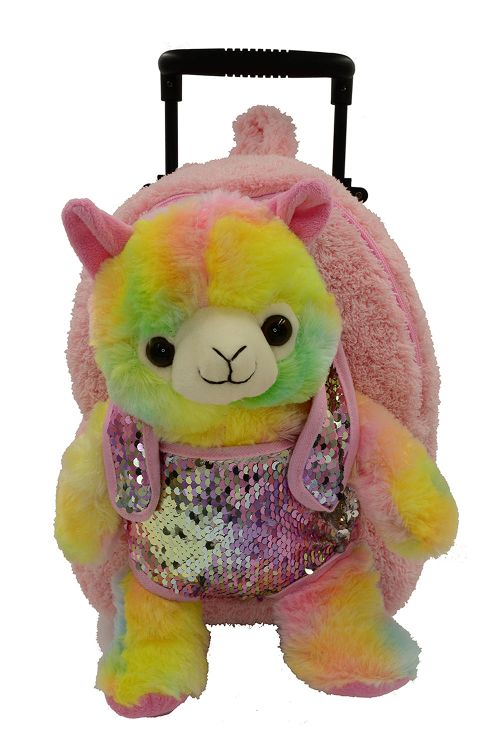 Sequin Alpaca PAL Arounds Backpack
