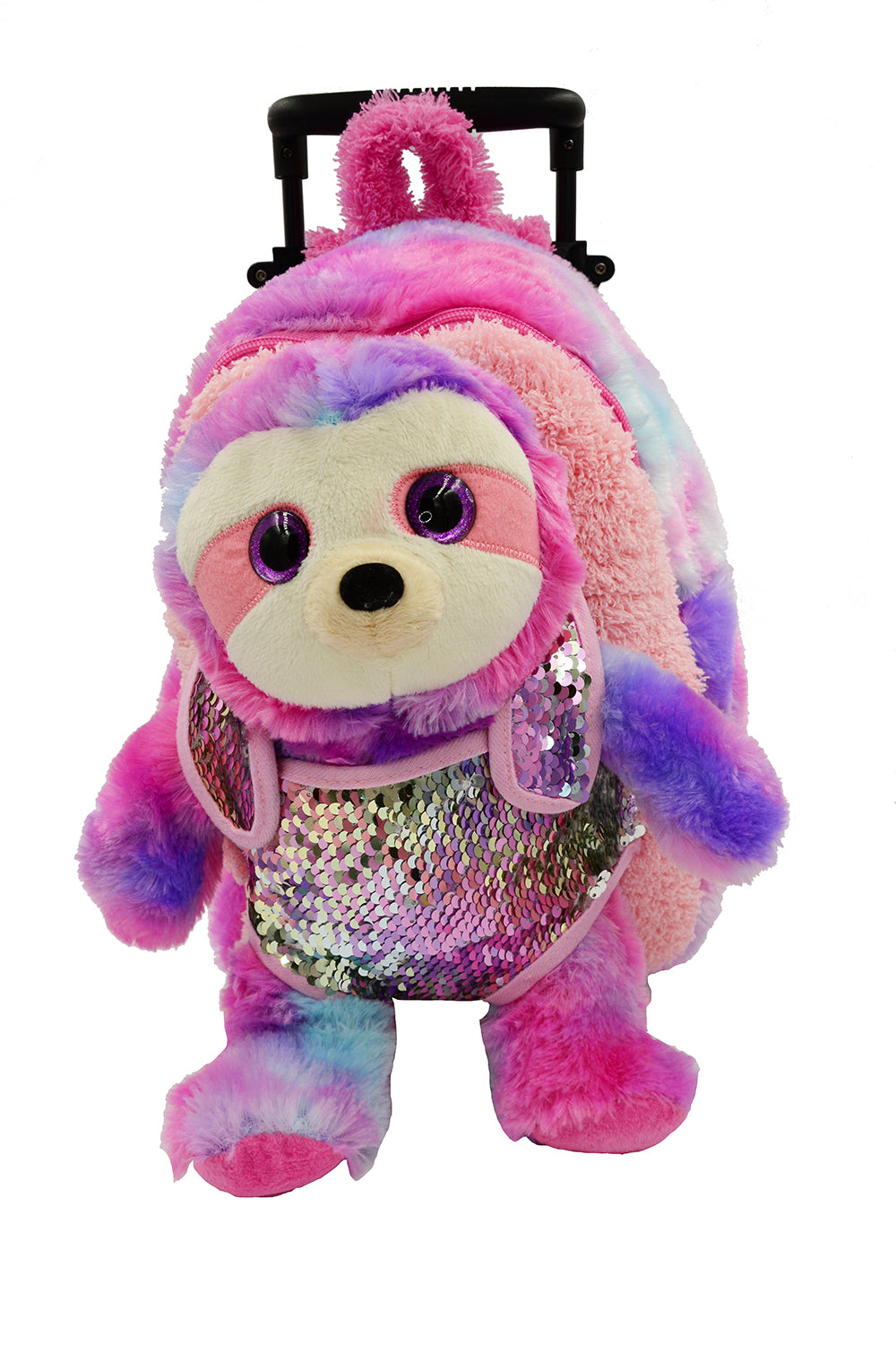Sequin Sloth PAL Arounds Backpack