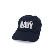 America's Navy American-Made Unstructured Hat - Navy & White