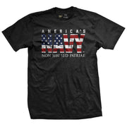 America's Navy Flag T-Shirt