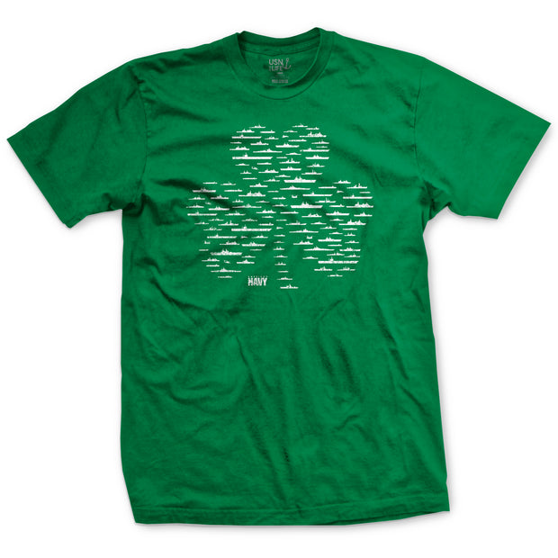 The Fleet Shamrock St. Patrick's Day T-Shirt