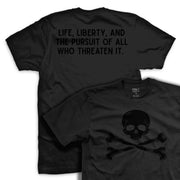 Jolly Roger Blackout T-Shirt