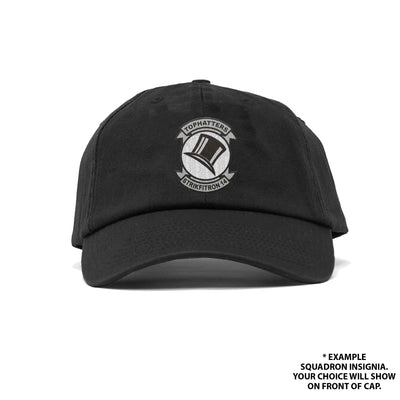 Custom American-Made Squadron Structured Cap