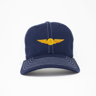 Naval Aircrew Trucker Hat - Navy