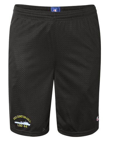 USS Gunston Hall LSD-44 Mesh Champion® Shorts