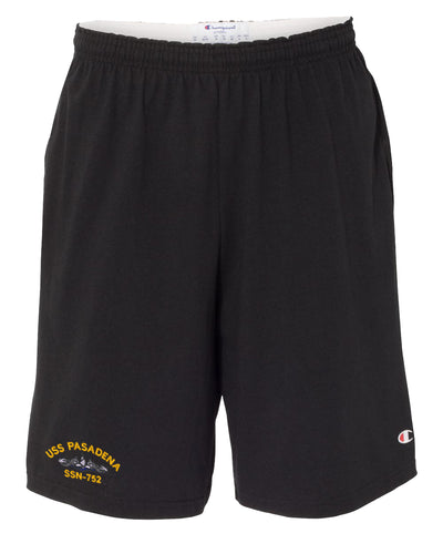 USS Pasadena SSN-752 Cotton Champion® Shorts