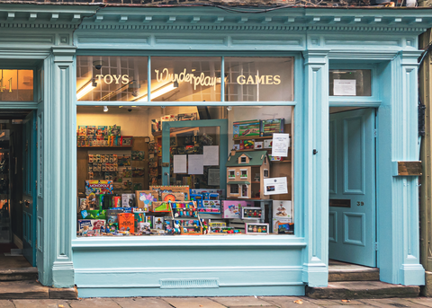 Wunderplay Toy Shop in York