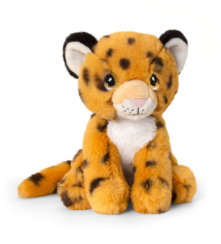 Cheetah Stuffed Animal Toy