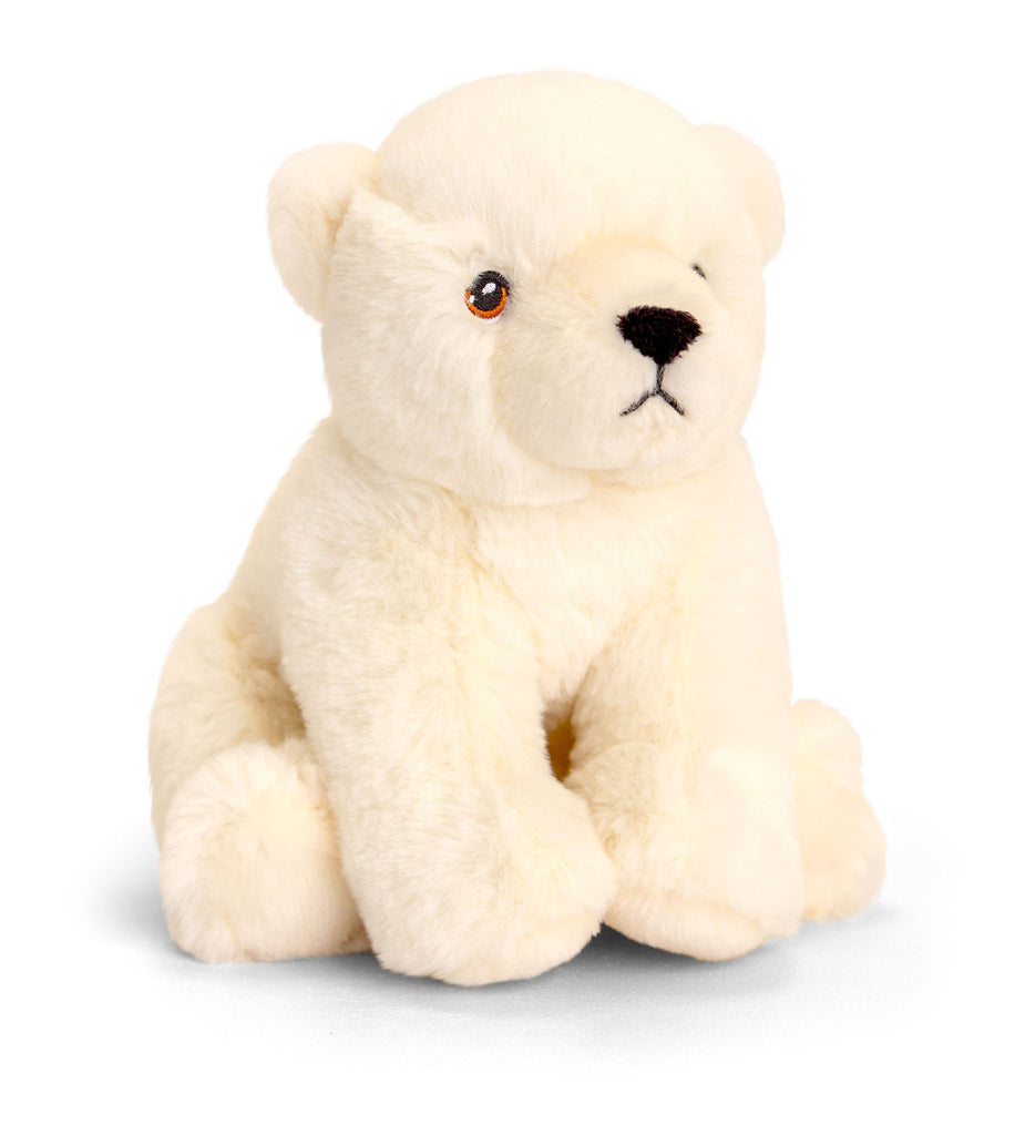 Polar Bear Stuffed Animal Toy
