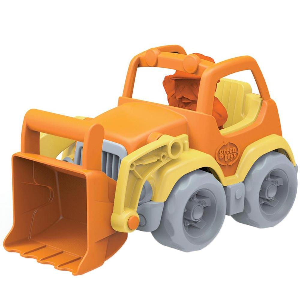 Recycled Plastic Toy Vehicle