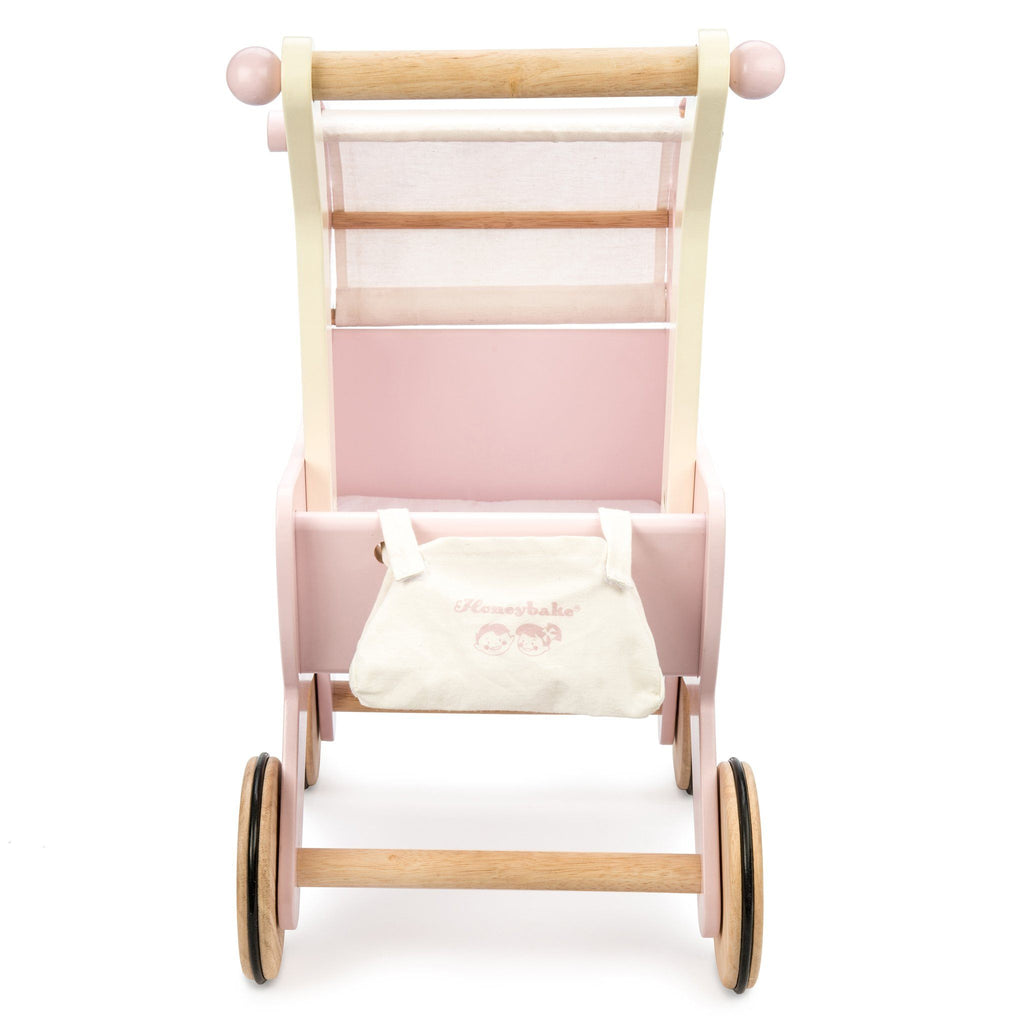 Le Toy Van Wooden Dolls Pram