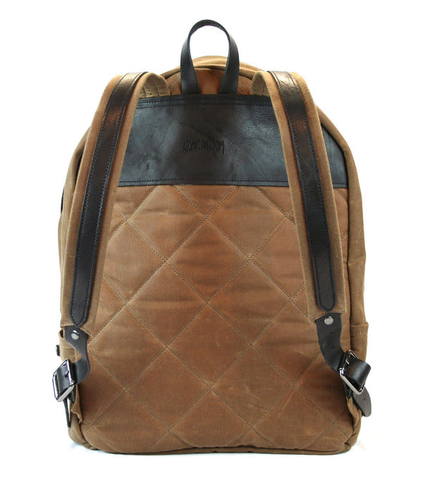 Backpack Quilted Back