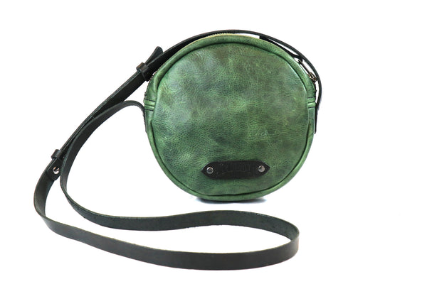 Circle Crossbody Green